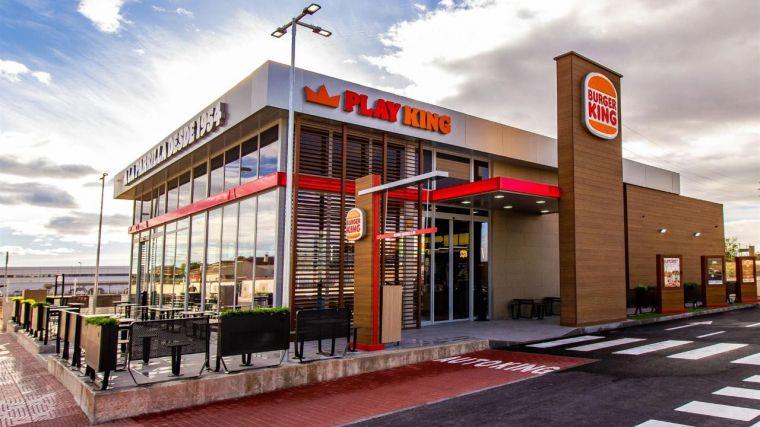 La propietaria de Burger King pide un préstamo de 480 millones de euros