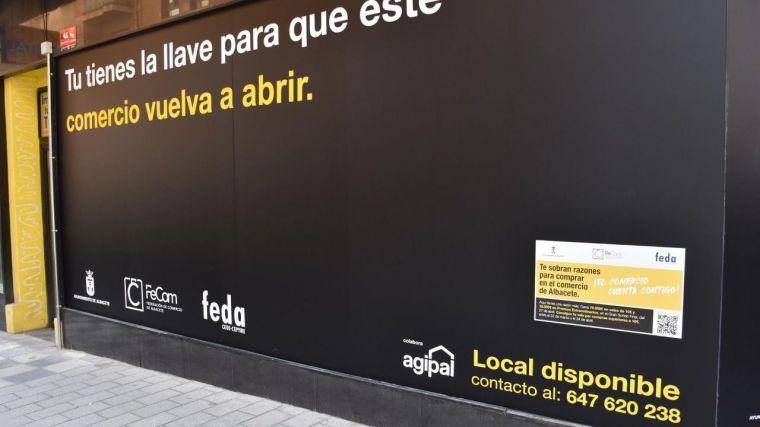 Un total de 500 comercios de Albacete se suman a la campaña para incentivar las compras y hacer que vuelvan a tener vida