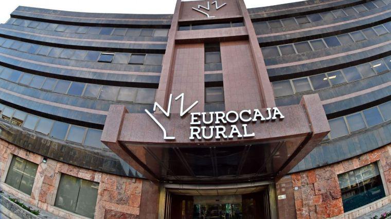 Eurocaja Rural paga 2,1 millones de euros a sus directivos, un 0,9% menos que en 2019
