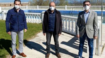 La Diputación de Toledo financia la reforma de la piscina municipal de Oropesa