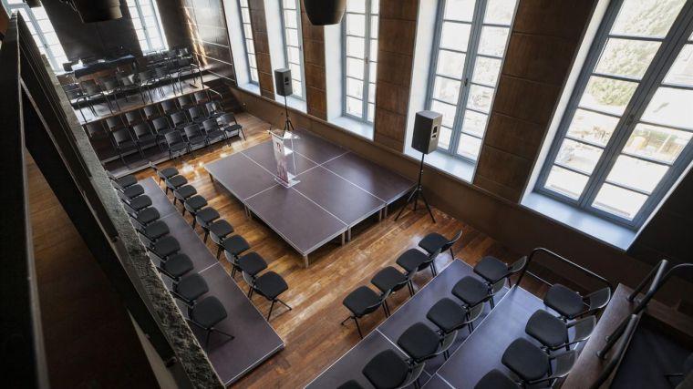 El Rojas de Toledo amplía espacio escénico con su Cafetín, que abrirá en octubre con un certamen de artistas toledanos