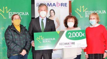 Fundación Eurocaja Rural premia el proyecto de Red Madre que ofrece bienes de primera necesidad a madres y bebés