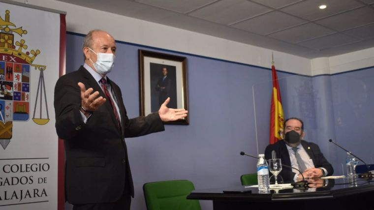 Juan Carlos Campo anuncia que los días del 24 de diciembre al 1 de enero serán inhábiles para las actuaciones judiciales