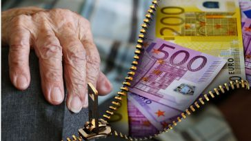 La nómina de las pensiones en CLM sube a los 357,87 millones de euros