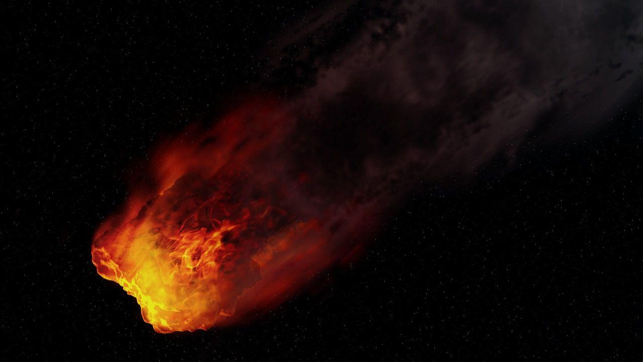 Una roca procedente de un asteroide impacta contra la atmósfera generando 'una enorme' bola de fuego sobre la región