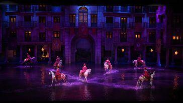 Puy du Fou abre de nuevo sus puertas al público en Toledo con nuevos espectáculos que son 'un viaje en la historia'