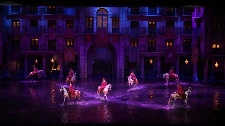 Puy du Fou abre de nuevo sus puertas al público en Toledo con nuevos espectáculos que son