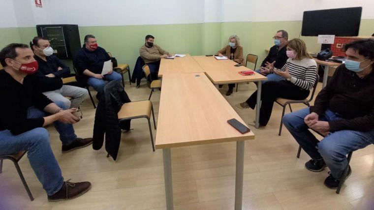 CCOO y UGT estiman que el sector logístico podría generar 4.000 empleos en Albacete y piden potenciarlo