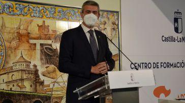 Álvaro Gutiérrez destaca el apoyo de la Diputación de Toledo a los estudios universitarios de la UNED en Talavera