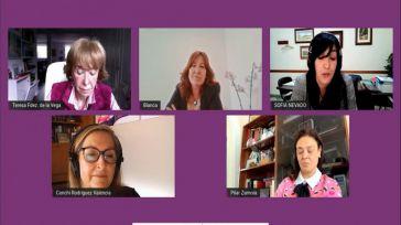 Blanca Fernández reconoce el afán por 'luchar y buscar una vida mejor' de mujeres que abrieron caminos en el siglo XX