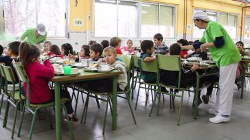 La mitad de comedores escolares salen a concurso por 52 millones y tendrán que priorizar productos de calidad y de CLM