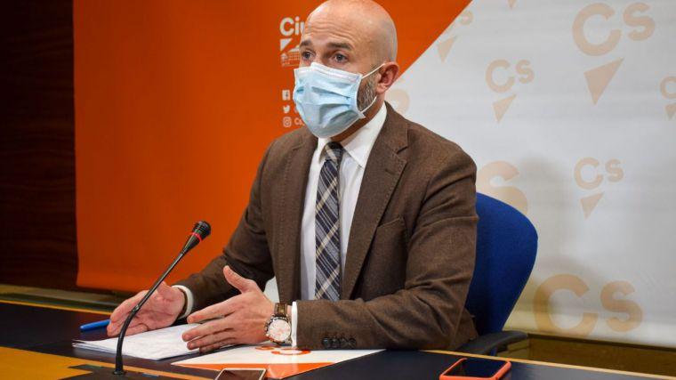 """Ciudadanos responde a Franco: """"Ampliar el CNAE es como apagar un incendio con una pistola de agua"""""""