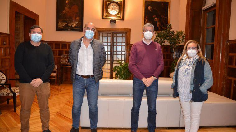 Villamiel renovará el camino de Rielves acerando su recorrido con el apoyo de la Diputación de Toledo