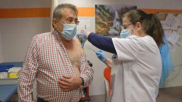 122.854 las personas han recibido la pauta completa de vacuna contra el COVID-19 en la Comunidad Autónoma.