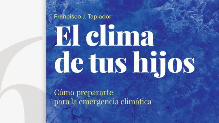 Un profesor de la universidad regional publica un libro de divulgación sobre la emergencia climática