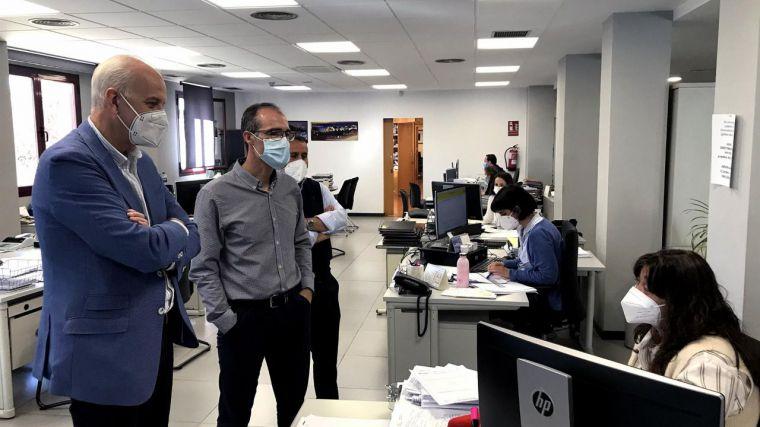 Cuenca cuenta con 497 empresas acogidas a un ERTE y 1.452 trabajadores afectados con datos de finales de marzo