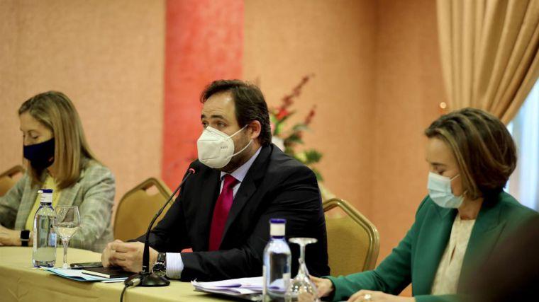 Nuñez y Gamarra piden 'seguridad jurídica' a Sánchez para afrontar el fin del estado de alarma