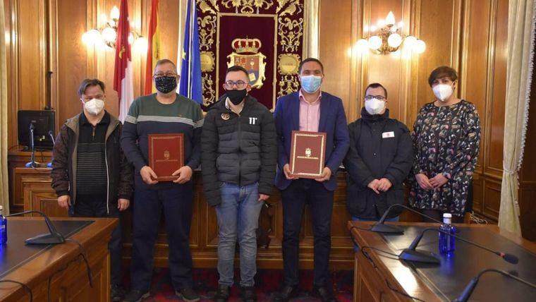 La Diputación de Cuenca eleva un 25% su aportación a la Asociación de Síndrome de Down y llega a 35.000 euros