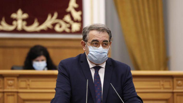 CLM resalta los datos actuales de incidencia de la pandemia en la región, confía en