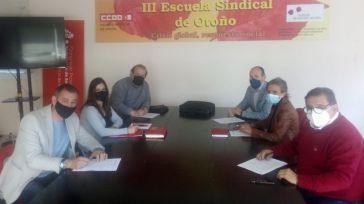 Firmado el convenio colectivo de Pompas Fúnebres de Ciudad Real para más de 200 trabajadores