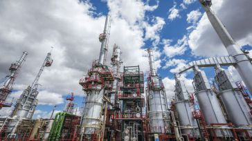 El comité de empresa de Repsol Petróleo en Puertollano sale a la calle para rechazar el ERTE y recabar apoyo