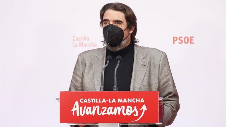 El PSOE denuncia la actitud del PP a cuenta de sus críticas por el viaje de Page a La Palma: