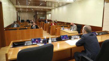 Las Cortes regionales emiten dictamen favorable sobre incompatibilidades de Aurelia Sánchez para ser designada como senadora por CLM