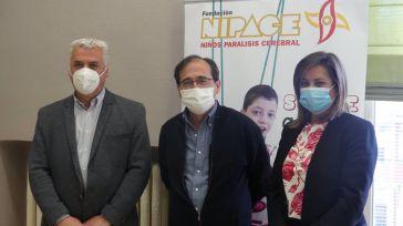 El Banco de Alimentos y Nipace siguen recibiendo el apoyo de la Diputación de Guadalajara, que les dona 25.000 euros