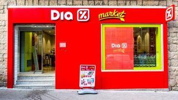 DIA, con más de 60 tiendas en CLM, registra una contracción de ventas del 1,4% en el primer trimestre