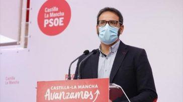 Gutiérrez (PSOE) afea a Núñez que se 'alíe una vez más con el virus para enfrentarse al Gobierno de C-LM'