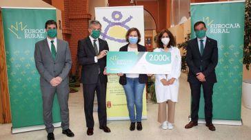 Fundación Eurocaja Rural premia la investigación científica contra el COVID-19 de la UCLM con 4.000 euros