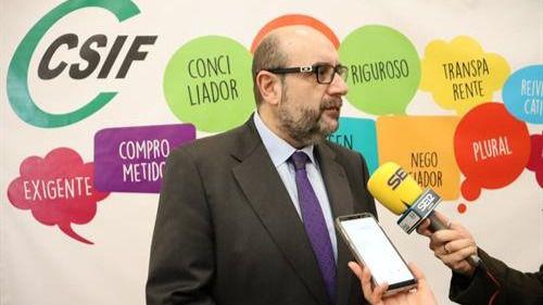 CSIF pide implantar tres días de teletrabajo semanales en empresas públicas como Renfe, Adif, Correos o Aena