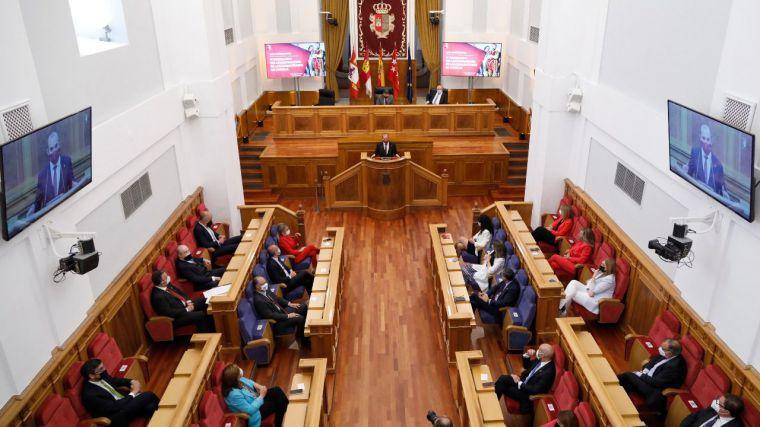 """Las Cortes lanzan el V Centenario de las Comunidades, """"sin juzgar"""" pero acentuando el protagonismo de los hechos y las figuras de la región"""