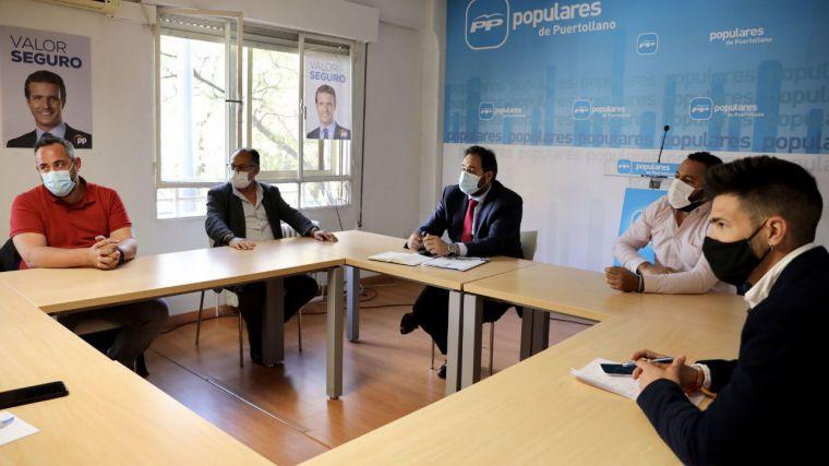 Núñez anuncia que llevará a las Cortes regionales una PNL que rechace el ERTE en Repsol Puertollano buscando el consenso con el resto de partidos