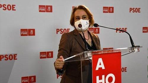 El PSOE brinda su ayuda a los trabajadores de Repsol e insta al PP a abandonar la crispación