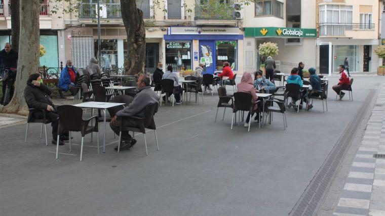 La hostelería castellano-manchega podrá abrir en el nivel 3 al 50% en el interior y al 75% en el exterior