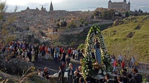 Toledo tendrá misa por el Día del Valle pero no celebrará la tradicional romería