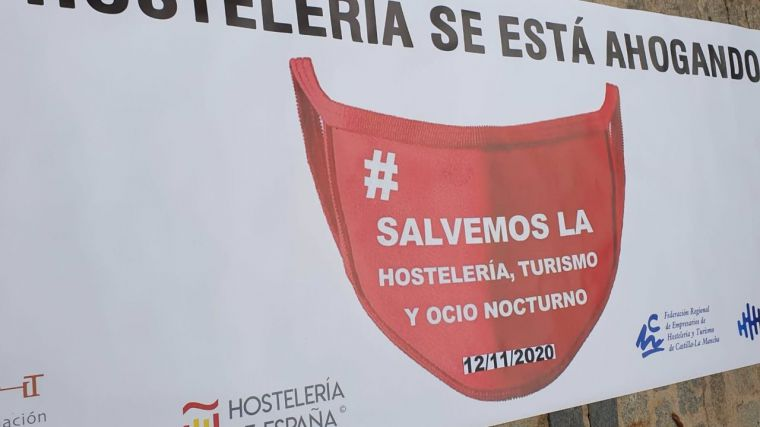 Los hosteleros de Toledo desconvocan su protesta contra Sanidad tras la relajación de las medidas en establecimientos