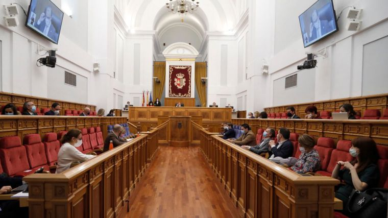 Escolares de CLM volverán a ejercer de diputados telemáticamente este jueves gracias a las Cortes y Aldeas Infantiles