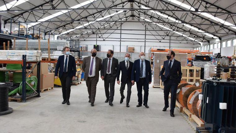 Castilla-La Mancha contempla 4.000 millones de euros en 65 proyectos de energías renovables dentro del Plan Regional para captar los fondos Next Generation
