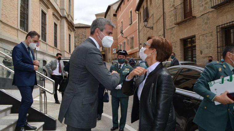 Los acuartelamientos de la Guardia Civil en Toledo contarán con 200.000 euros de la Diputación para su modernización