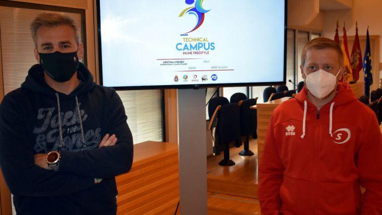 Ciudad Real acogerá en agosto un campus de tecnificación de patinaje con formadores internacionales