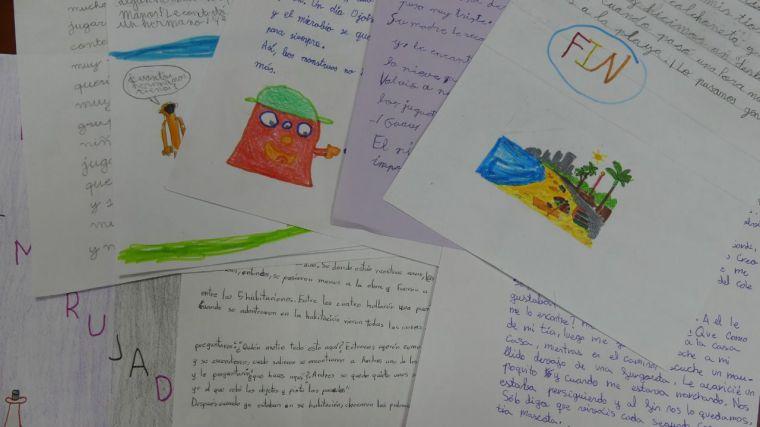 Alumnos de Torrubia del Campo, Quintanar y San Clemente, premiados en el Concurso de Relatos de los libreros de Cuenca