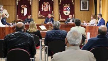 El consejero de Agricultura, Agua y Desarrollo Rural se reúne con la Comunidad de Regantes del Pantano Estrecho de Peñarroya - JCCM