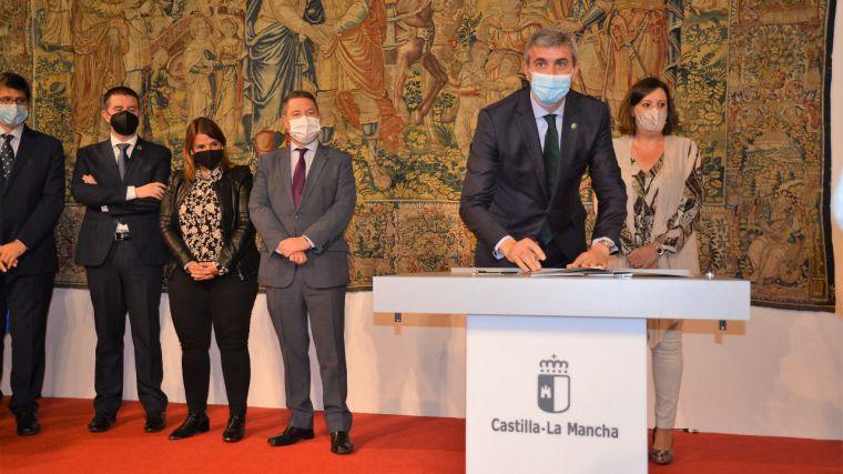 La colaboración entre Junta y Diputaciones creará más de 5.000 empleos en la provincia de Toledo
