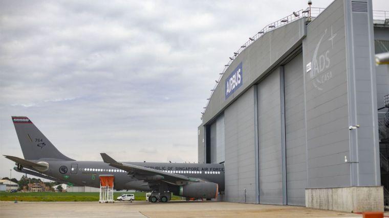 Airbus gana 362 millones hasta marzo y deja atrás las pérdidas de 481 millones de hace un año