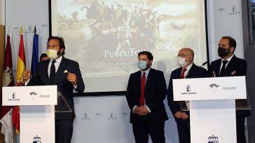 El Gobierno regional impulsará la presencia de las navajas de Albacete en el parque temático de 'Puy du Fou' en Toledo
