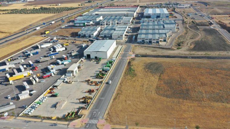 El Gobierno regional aprueba el Plan de Mejora para la creación de un sector de un millón de metros cuadrados de suelo industrial en Illescas