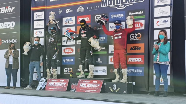 Talavera de la Reina acoge el capeonato de España de Motocross