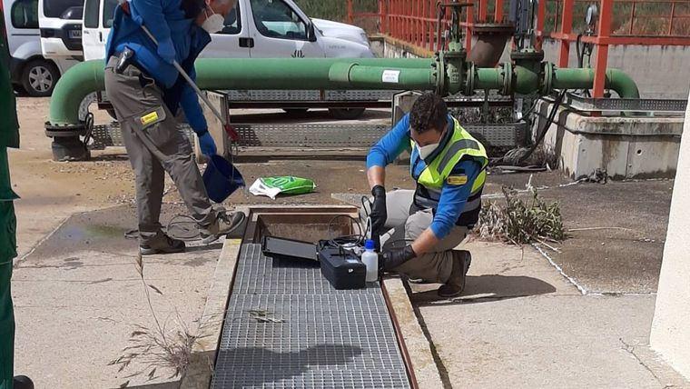 La Confederación Hidrográfica del Guadiana abre un expediente a una empresa de Puertollano por sus vertidos